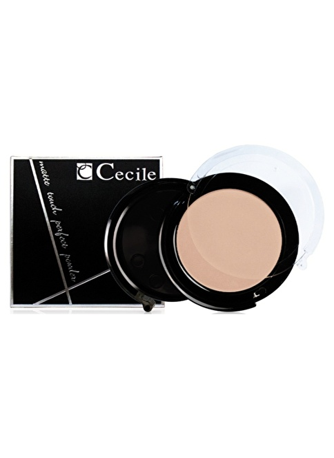 Cecile Matte Touch Perfect Powder 501 Renkli